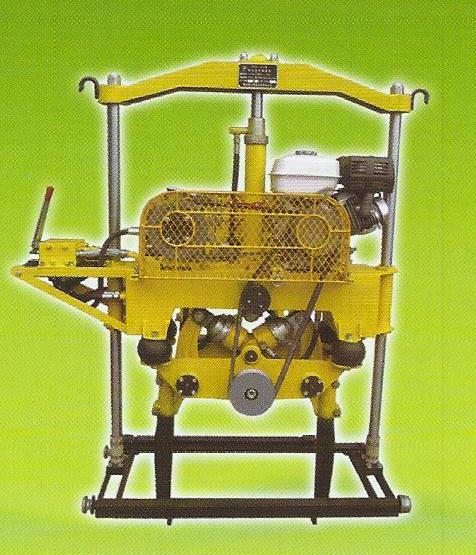 AYCD-22-P Petrol engine hydraulic tamping machine Switch tamping unit Also available in diesel or electric