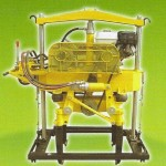 AYD-22-P Petrol engine hydraulic tamping machine