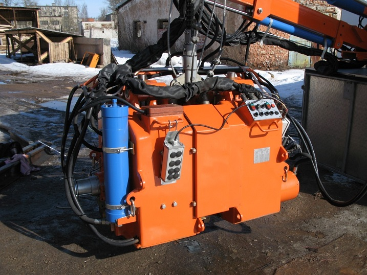 MPCK-400 HI-RAIL FLASHBUTT WELDER
