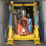 KPCK-400 CONTAINER FLASHBUTT WELDER