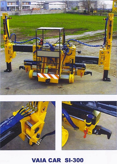 SI-300 TRACK LIFTER