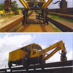 TCR-V RAIL STRING LOADING CRANE