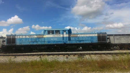 DD-51 2200HP LOCOMOTIVE 1000mm