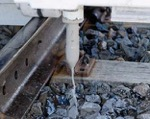 RAILWAY STABILIZATION DRILLING AND GROUTING RIG